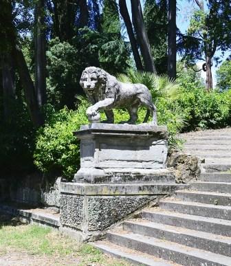 Gardens of Florence #10: giardini Villa Fabbricotti and Baden Powell, between decadence and bucolic solitude