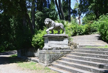 Gardens of Florence #10: giardini Villa Fabbricotti and Baden Powell, between decadence and bucolic solitude