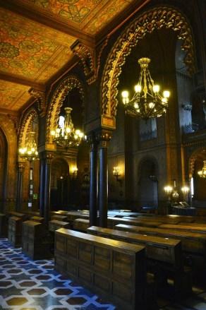 Synagogue of Florence -Via Luigi Carlo Farini 4