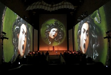 "Lyric Dance Company presents the new version of ""Caravaggio. Amor Vincit Omnia"" at Teatro Puccini"