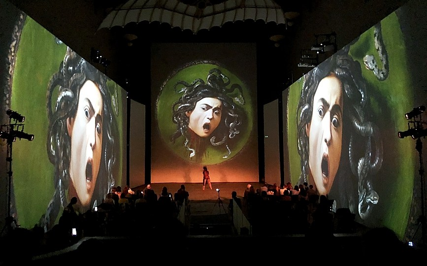 Lyric Dance Company presents the new version of «Caravaggio. Amor Vincit Omnia» at Teatro Puccini