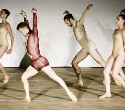 """Caravaggio. Amor Vincit Omnia"" (Lyric Dance Company) - Santo Stefano al Ponte - Piazza di Santo Stefano 5 - Florence"
