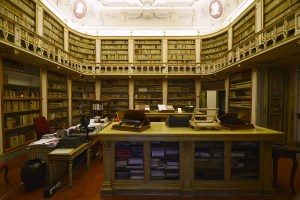 Biblioteca Riccardiana - Via de' Ginori 10 - Florence