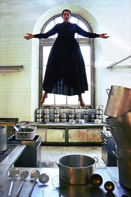 Marina Abramović - The Cleaner - Palazzo Strozzi - Florence