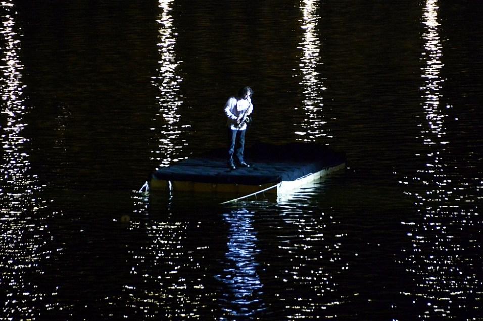 Firenze Jazz Fringe Festival 2017 - Arno River - Florence