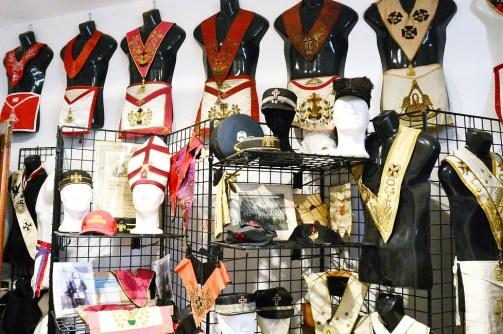 Museo di Simbologia Massonica - Via dell'Orto 7 - Florence