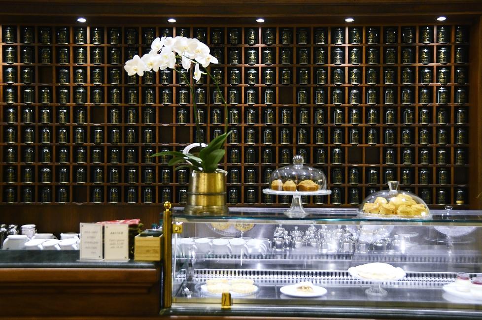 La Via del Tè: it's tea time in Florence!