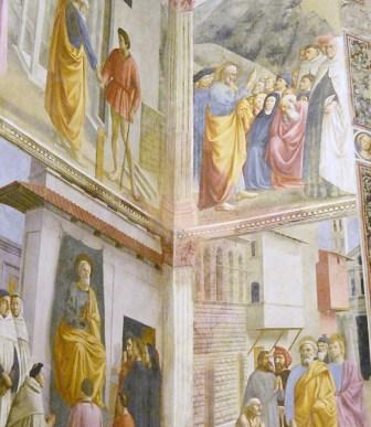 Cappella Brancacci, the Sistine Chapel of Florence
