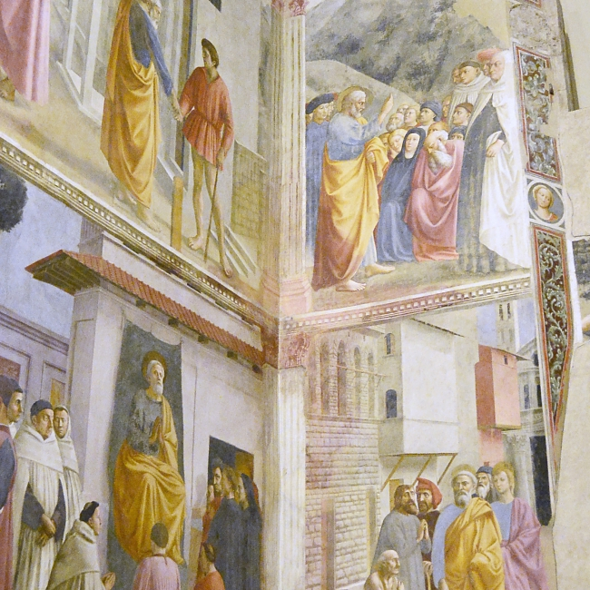 Cappella Brancacci, the Sistine Chapel of Florence
