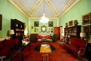 Casa Guidi, poet Elizabeth Barrett´s home in Florence