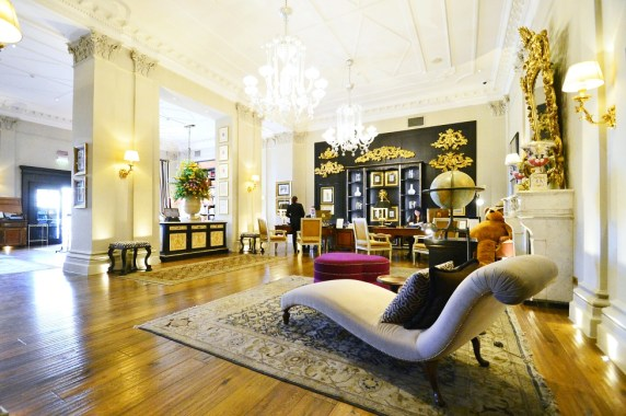 The St. Regis Florence - Piazza Ognissanti 1 - Florence