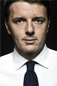 Matteo Renzi - photo from his official Website