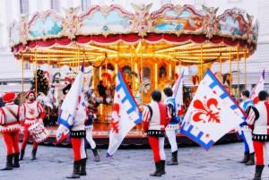 Capodanno Fiorentino - Florence New Year on March 25
