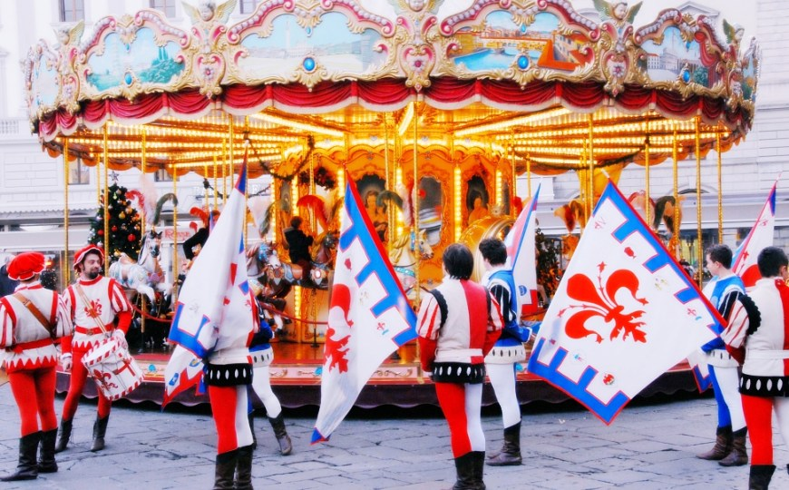 «Capodanno Fiorentino:» Florence on March 25 celebrates the Florentine New Year