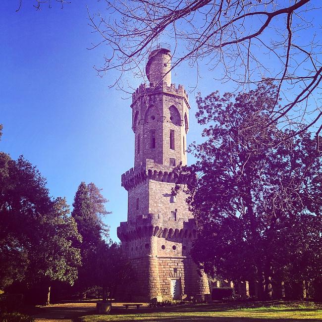 Gardens of Florence #12: Serre Torrigiani