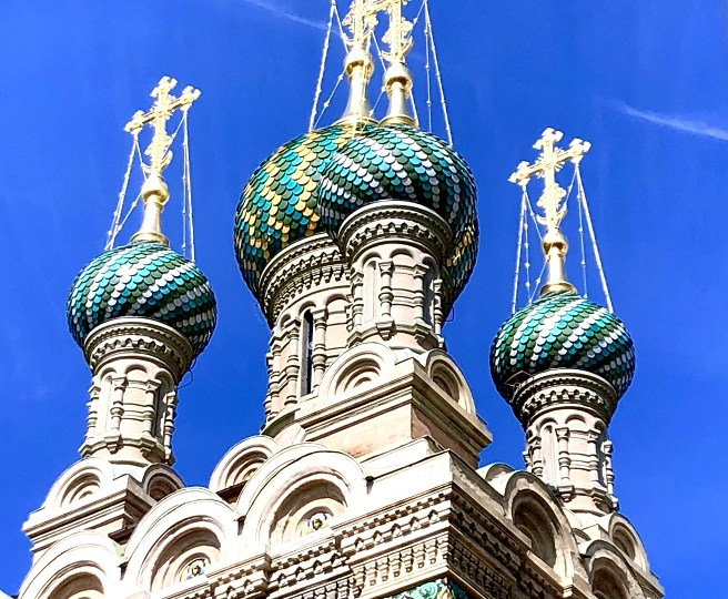 Russian Orthodox Church of Florence celebrates Orthodox Easter tonight