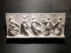 Within Florence - Dance Steps, Isadora Duncan - Villa Bardini - Florence