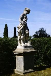 Within Florence - Villa La Pietra Garden - Florence