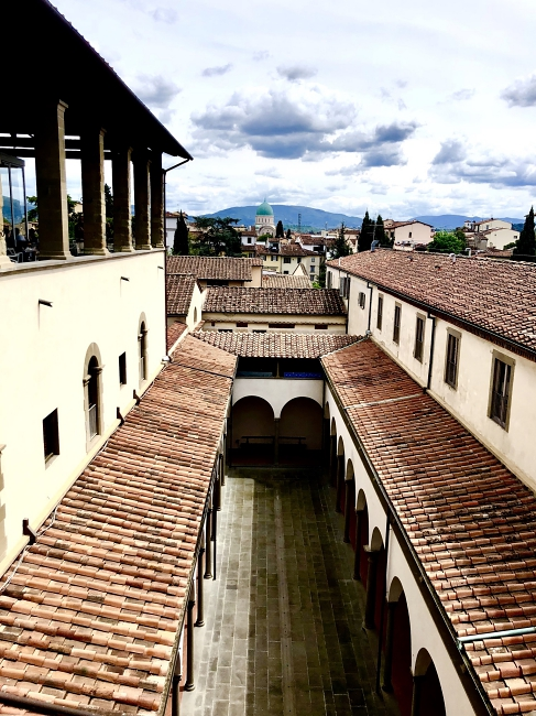 Within Florence - Caffè del Verone - Museo degli Innocenti, Piazza della Santissima Annunziata 13 - Florence