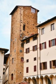 Towers of Florence - Torre di Corso Donati