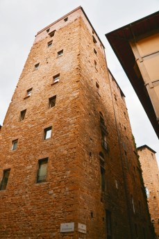 Towers of Florence - Torre del Belfredelli - Borgo San Jacopo
