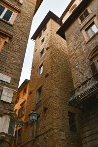 Towers of Florence - via del Corso