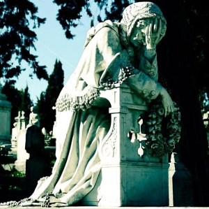 English cemetery, Florence