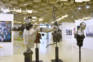 Florence Biennale 2019 - Fortezza da Basso - Florence