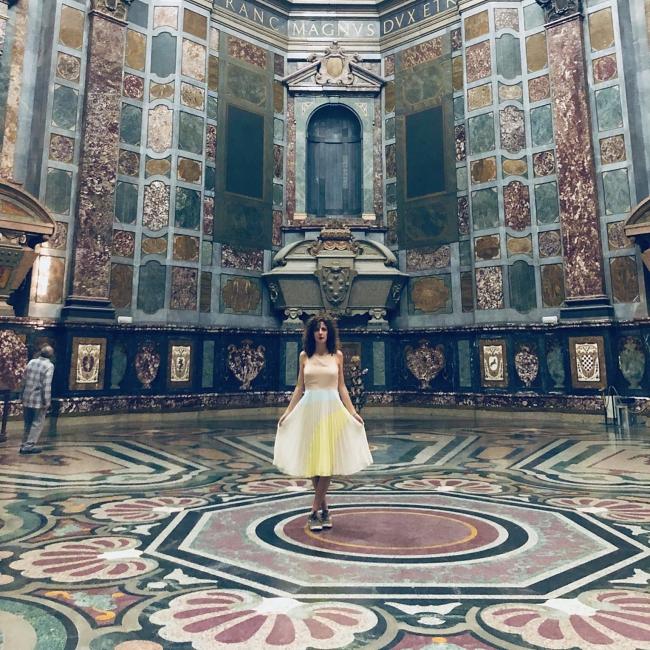 Abida Allouh's Florence