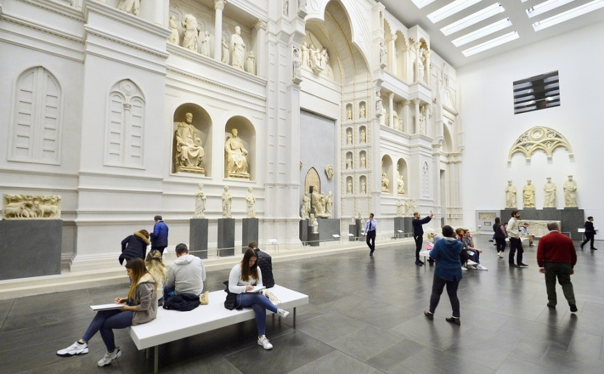 Grande Museo del Duomo in Florence, over 750 artworks covering 7 centuries of history