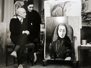 Palazzo Medici-Riccardi presents Picasso portrayed by Edward Quinn - Florence
