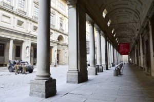 The impact of the coronavirus on Florence, the plague of the 21st century - Uffizi