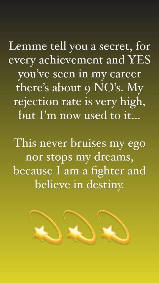 'I'm A Fighter, I Believe In My Destiny' —DJ Cuppy