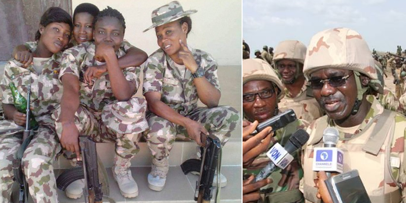 Army Women Corps Conducts Free Medical Outreach, Sanitation In Enugu