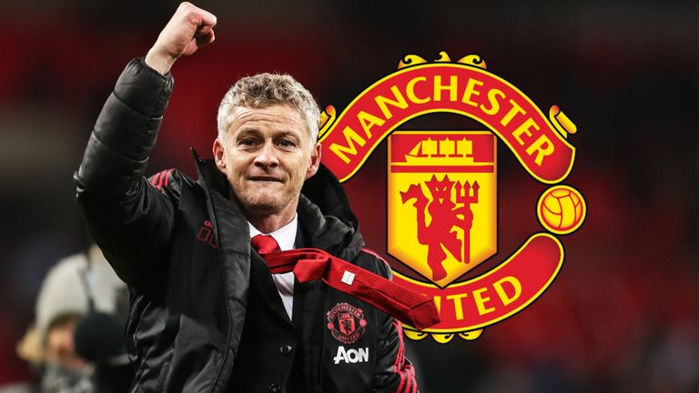 Man Utd on right track as they hunt Champions League spot, says Solskjaer