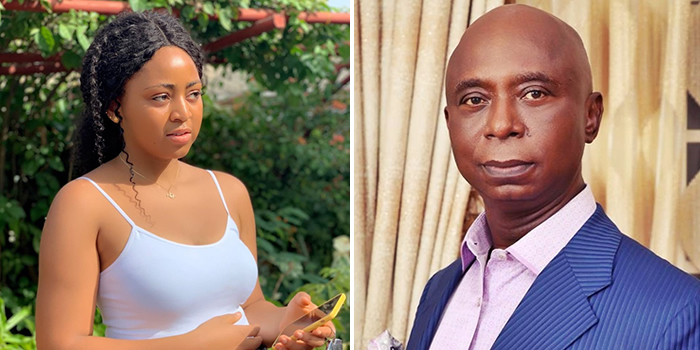 regina daniels speaks on getting married to 59yr old billionaire ned nwoko - What Regina Daniels Has To Say About Her Marriage News