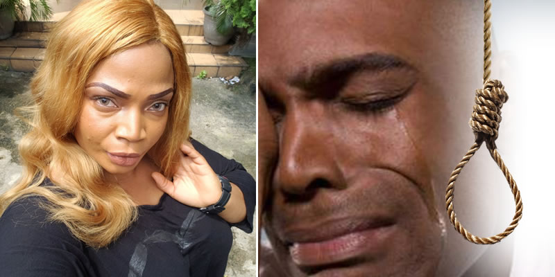 Yahoo Trend: Nigerian Lady narrate how victim of Yahoo boys committed suicide over multi-million fraud