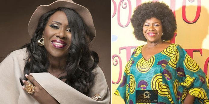 Joke Silva is trying to end begging for ailing actors