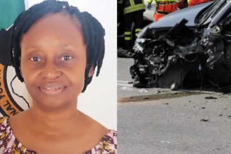 Image result for Kogi NYSC Coordinator Died In Auto Crash