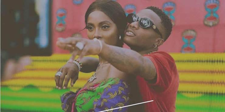 Image result for tiwa savage finally!!! what tiwa savage said will shock you in reaction to wizkid slapping her bum bum FINALLY!!! WHAT TIWA SAVAGE SAID WILL SHOCK YOU IN REACTION TO WIZKID SLAPPING HER BUM BUM is this why tiwa savage called wizkid a bad boy video