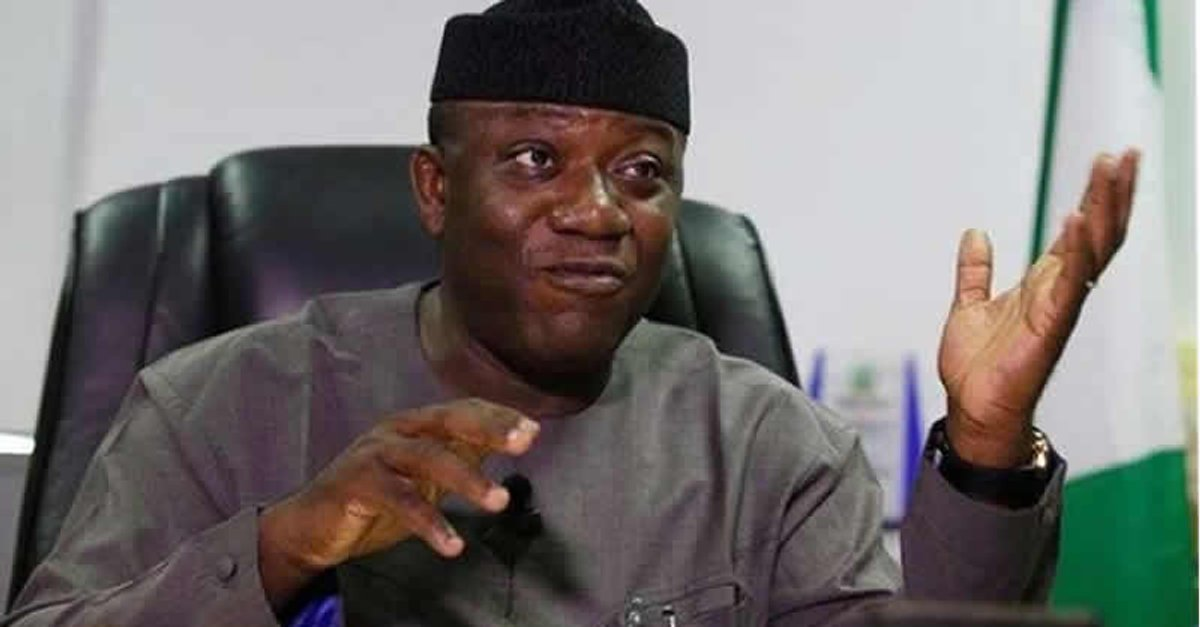PDP, Ekiti Governor Fayemi battle with words over 'sale of Governor's Lodge'