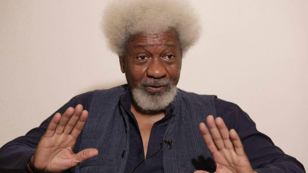 Soyinka reacts to amended NBC code, says govt has declared war against the arts