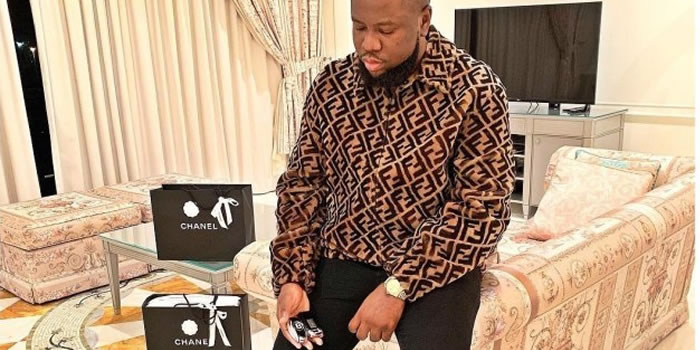 """Ugly girls know your place, don't be disrespectful""- Hushpuppi blasts 'ugly' girls (Video)"