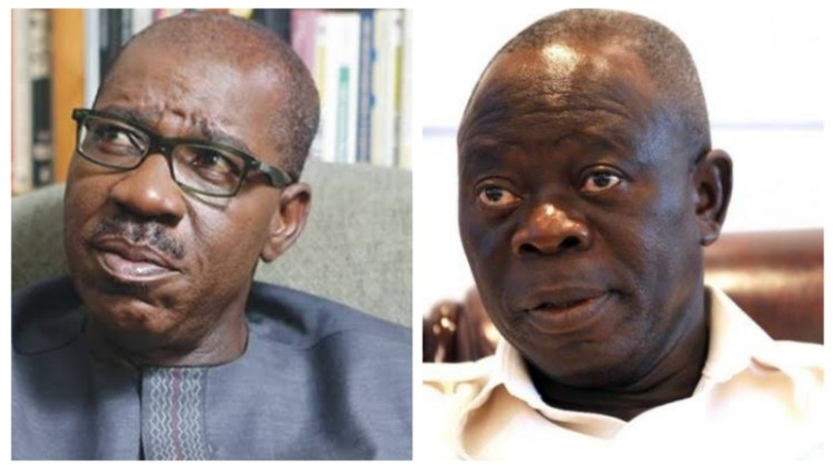 APC not aware of Obasekis call for indirect primary, says Oshiomhole