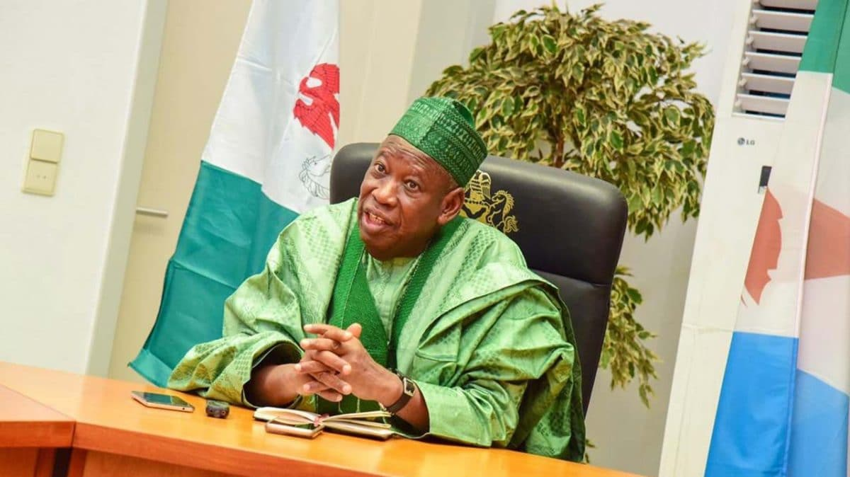 Edo 2020: PDP only interested in state treasury, says Ganduje