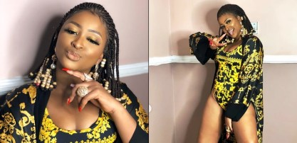 """I don remove my hand from anything that has to do with Gbola""– Actress,Etinosa finally retires from dick industries"