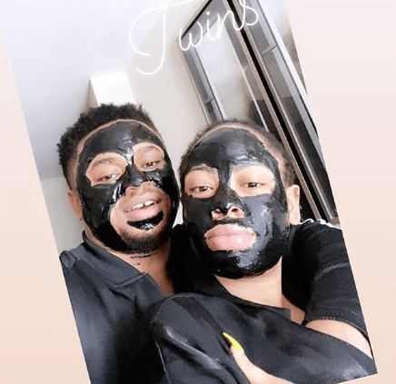BBNaija star, Nina and hubby all loved up in new hilarious photo