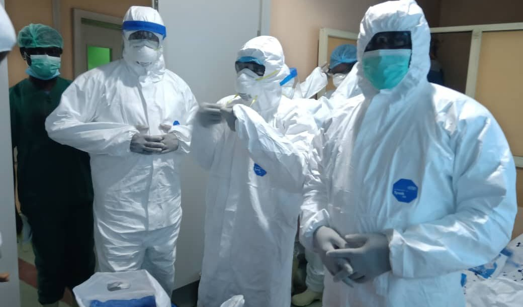 Nigeria records 684 new COVID-19 cases, total now 23,298