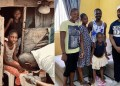 VIDEO: Nollywood Actor, Williams Uchemba Buys New House For Family Living In A Slum