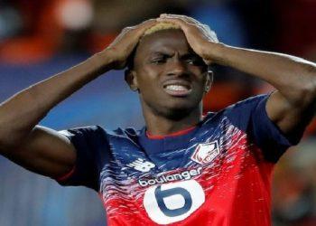 Super Eagles Star, Victor Osimhen Loses Father